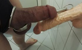 anal sex toy and rod sounding