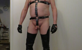 finnish leather fetish gay Juha Vantanen