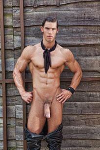 kris evans hottest hunk raw threesome full videos
