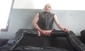 finnish kinky amateur leather gay