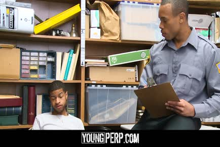 Biggest black cocks teen officer raw anal sex-YOUNGPERP.COM