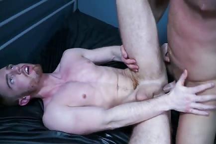 Killian James narrates his sex experience while fucking JP Dubois
