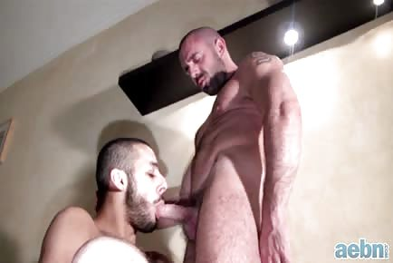 Hard Sex Bearded studs