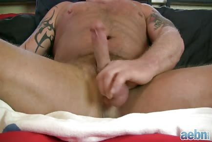 Daddy Hot Masturbation Solo