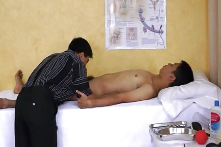 chinese Doctor Sexual Exam