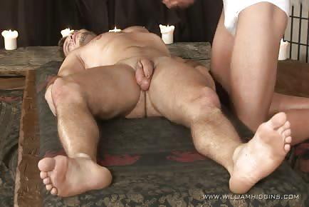 Limp cock massage
