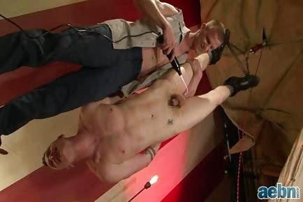 Electroshock bondage