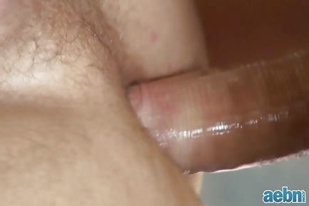 Twink bottom pounded