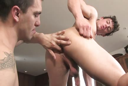 San Francisco sexy males anal fingering
