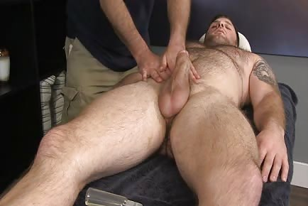heterosexual grizzly happy ending massage