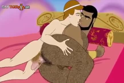 Gay Cartoon sexe vids