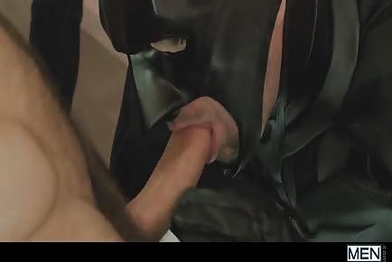Batman vs Superman Full HD Trenton Ducati Paddy O'Brian Gay Porn XXX Parody