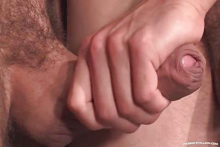 Letterio's Nice Uncut penis In Brenner Bolton's Tight anus