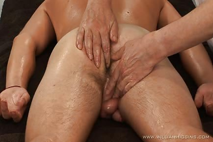 asshole And schlong Oily Massage