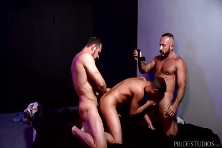 men POV Hardcore 3some