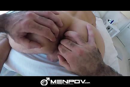 Wet hard cock POV HD