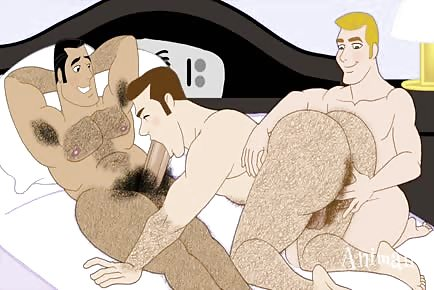 Furry dripping daddies taboo sex adventure gay toons
